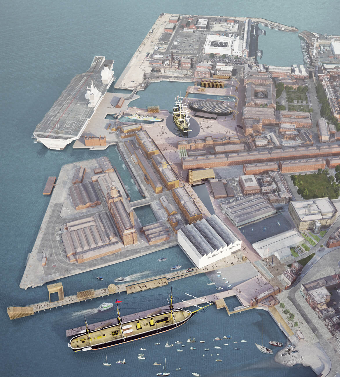 Portsmouth Dockyard Competition