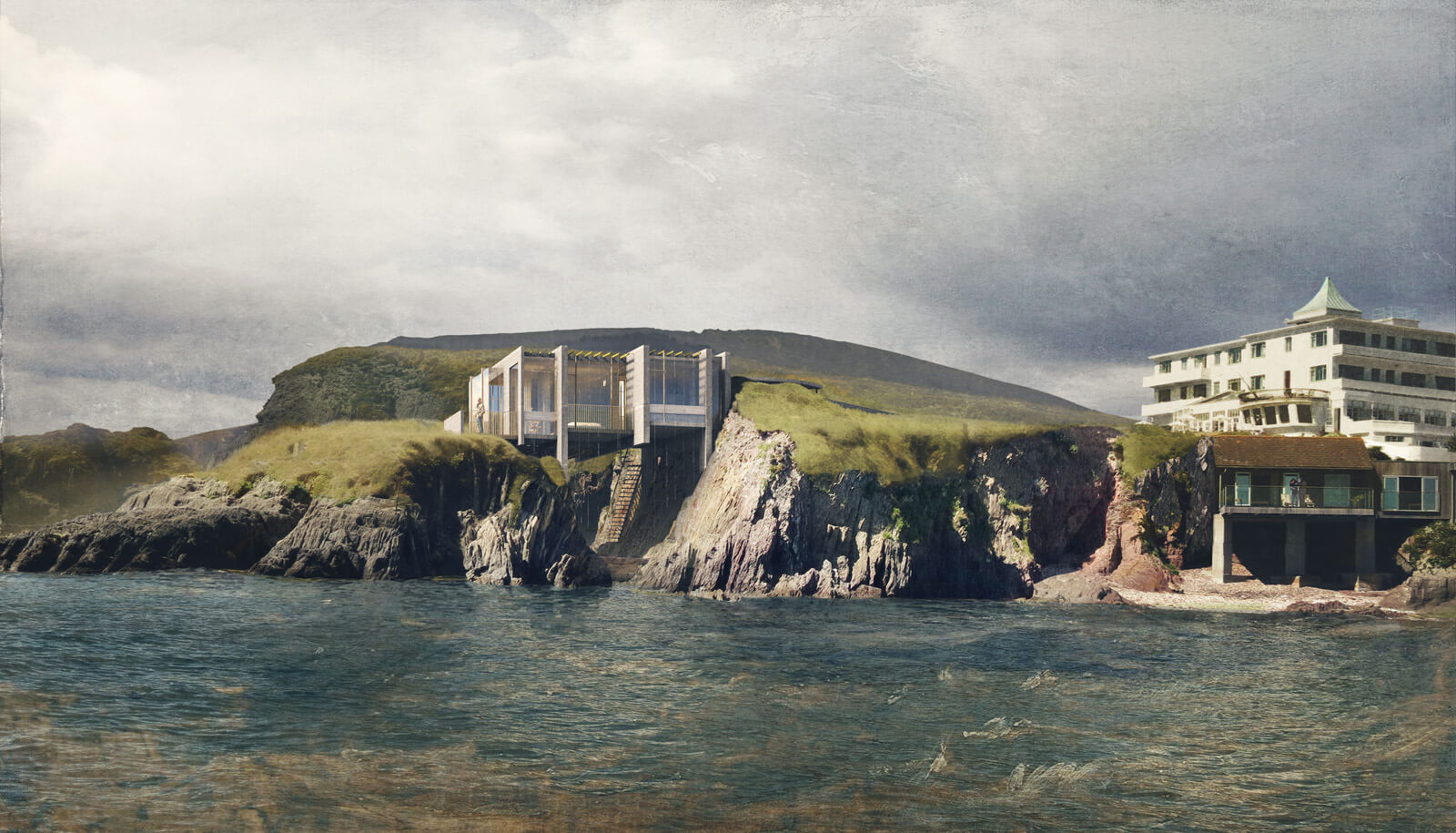 Burgh Island Competition