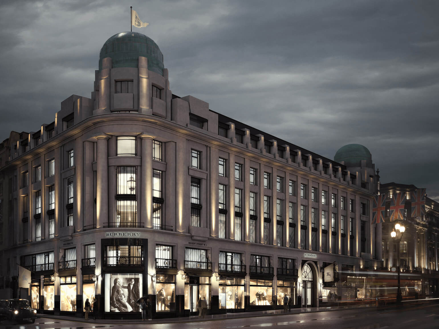 Burberry Stores